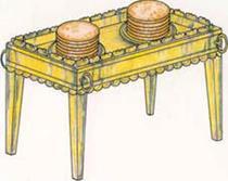 Arredi e utensili del tabernacolo for Arredi e arredi